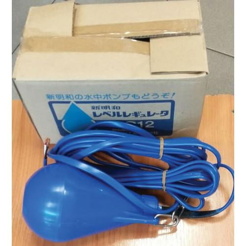 ลูกลอยไฟฟ้าควบคุมระดับน้ำ SHINMAYWA รุ่น LC12