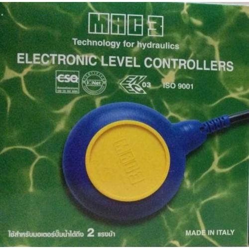 สวิทช์ลูกลอยไฟฟ้า รุ่น แม็ค3 ( MC-MAC 3 ) อิตาลี