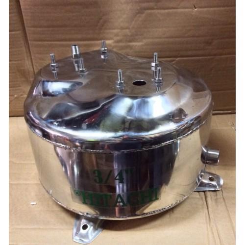 ถังปั๊มน้ำสแตนเลส ฮิตาชิ 100W,150W
